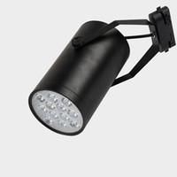 Wholesale IC CC LM W LED Track Lights W H AC V LED Track Lights with Degree for Shop