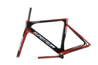 Wholesale Superteam full carbon frame new Toray T700 road bike frame UD glossy matte bicycle road frame