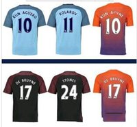 Wholesale Thailand Quality Latest male soccer jerseys soccer jerseys from all countries quality assurance free shippi