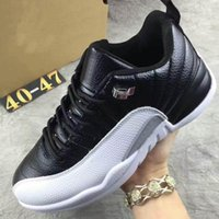 air pump shoes - Super Perfect Quality Air Retro Low Playoffs For Men Shoes Ship With Box Drop Ship