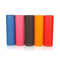 Wholesale 8 Colors High Density Physio Foam Roller Floating Point Fitness Gym Exercises EVA Yoga Foam Roller for Physio Massage Pilates Tight Muscles