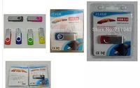 Wholesale hot new Original seal GB GB GB USB usb flash drive pendrive memory disk retail blister
