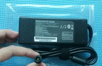 Wholesale 2pcs Replacement laptop adaptors and chargers for HP v A mm without AC power cord best quality factory price