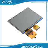 auo displays - Original New quot inch E ink LCD screen for AUO A0608E02 LCD display screen with Touch screen digitizer