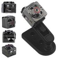 Venta al por mayor-Deportivo espía HD 1080P 720P de alta eficiencia de la cámara SQ8 DV videocámara de infrarrojos de visión nocturna Digital Camera Recorder