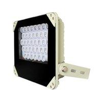 Wholesale 36PCS White LED Surveillance Illuminator Fill Lamp for CCTV Security Camera White LED Light Camera Night vision Fill Light