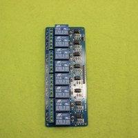 С оптронным модулем 8 реле, панелью управления реле, реле PLC (E4A1)