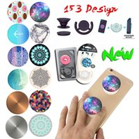 Wholesale New Design Universal PopSockets and Popclip Combo Stand and Grip Mount Pop for Smartphones Tablets Bracket Car Phone Holder Designs
