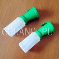 Wholesale 300ml Teat Dip Cup Non Return Type Disinfect Nipple Milking Cows Easier Cleaning Teat Dip Cups