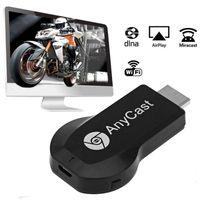 Anycast M2 Plus Mini <b>Android TV Stick DLNA</b> Airplay WiFi Display Miracast Dongle HDMI Multidisplay AirMirror Mejor ezCast