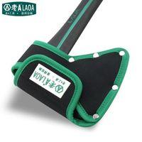Wholesale LAOA High quality Axe Waist Bag Size mm mm mm Axe Pocket Carpentry Bag