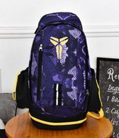 Wholesale 2017 Fashion KOBE bag Men Backpacks Basketball Bag Sport Backpack School Bag For Teenager Outdoor Backpack Marque Mochila