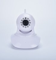 baby microphone - WiFi Security Camera Internet Surveillance Camera Built in Microphone Way Audio Baby Video Monitor Nanny Cam Night Vision IP camera
