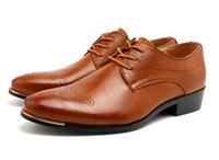 ballet boy - Men smart stylish shoes men luxury brand famous ballet pointe shoes brown white male footwear boys brogue oxford shoes for men