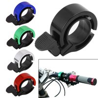 alarm horns - New Arrival Bicycle Accessories Aluminum Alloy Loud Bike Horns Cycling Handlebar Alarm Ring Bicycle Bell Bicycle Parts