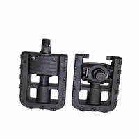 Wholesale HULK SPORTS now Top Quality Universal Alloy Mountain Bike Bicycle Folding Pedals Non slip Black