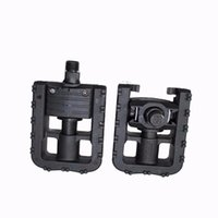 Wholesale HULK SPORTS now Top Quality Universal Mountain Bike Bicycle Folding Pedals Non slip Black