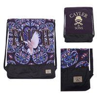Wholesale Cayler Sons Backpacks colours Canvas Sling Bag Reversible Haversack Shoulder Bags Backpack Backpack bag rope bag Outdoor Bags