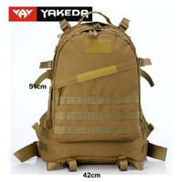 Wholesale women man Tactical Backpacks Gear Multi function Bags Casual shoulder bags