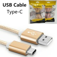 Wholesale Byloly Cable High Quality M FT Metal Micro USB Data Cable Fast Charge Cable for Type C with Retail Package