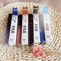 Wholesale KYLIE JENNER Hot Sale Liquid Matte Metal Last lasting Moisturizer Single Lipstick Colors