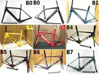 Wholesale Design of BH G6 carbon Road Bike frame with BB30 BB68 Size XS S M L BH G6 road bike carbon frames