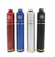 Pétri rda Prix-Wholesale- Kit Petri V2 avec Mod Mechanical avec Petri v2 RDA pour 18650 Batterie E Cigarettes Boîte Mods vape Mech Mods