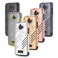 alcatel cellphone - Hard Armor Protective Defender Cellphone Case For CoolPad Catalyst A ZTE Zmax Pro Alcatel Stellar Fierce Apple iPhone sPlus SBR