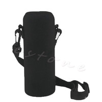 Wholesale Hot ML Neoprene Water Bottle Carrier Insulated Cover Bag Holder Strap Travel Tool Bag