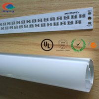 Wholesale 3528 Model T8T5 long PCB PCB lighting aluminum plate parts manufacturers customized production proofing