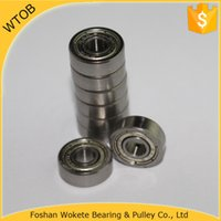 Wholesale High Quality zz Ball Bearing Cheap Price National Ball Bearing x12x5mm China Factory