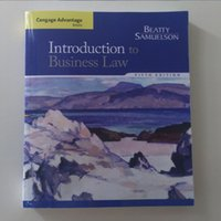 Wholesale Hot Selling New Book Introduction to business law th edition Beatty Samuelson