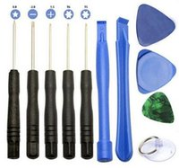 Wholesale 11 in Screw Driver Tool Kits Cell Phone Repair Tool Set For iPhone Samsung