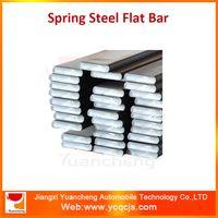 Wholesale Hot Roll Round Edge Spring Steel Flat Bar
