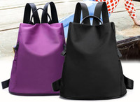 Wholesale The new han edition joker fashion backpack Oxford cloth leisure bag that prevent water ladies handbags