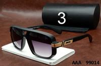 Wholesale Cazal Women Sunglasses - Cazal 99014 Sunglasses Womens Oval Lens Polarized Sun Glasses With Original Case Brand New Designer Eyeglasses Lenes Oculos Gafas Lunette