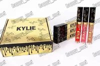 Wholesale Factory Direct DHL New Makeup Lips Kylie Lip Kylie Jenner Matte Liquid Lipstick