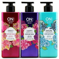 Wholesale LG ON Floral Shower Gel Lasting moisturizing whitening ML Perfume body wash