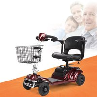 advanced electric scooters - 2016 hot sale advanced V W handicapped scooter old man scooter four wheel electric scooter
