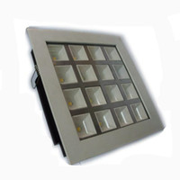 aluminum grilles - W W W W Cree Led Down Lights Recessed downlights Ceiling light square Grille lamp Lighting AC V CE SAA UL