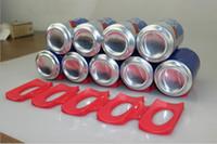 Precio de Bastidores de almacenamiento de vino-Creativo de silicona refrigerador de almacenamiento de rack de vinos soporte de rack de cerveza puede botella titular de la matriz del organizador del estante apilado herramienta ordenada ZA3071