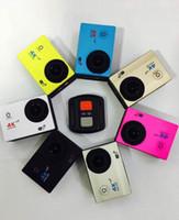 al por mayor ir hd-5PCS cámara deportiva original EKEN H16R remoto Ultra HD 4K WiFi 1080P 60fps 2.0 LCD 170D deporte ir cámara impermeable pro