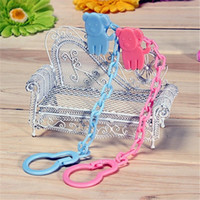 23CM baby products cheap - pc Baby Kids Pacifier Clip Chain Feeding Product Animal Cartoon Pattern Holder Toddler Cheap