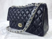 Wholesale Women Shoulder Handbag Chain Genuine Leather Crossbody Messenger Bags Fashion Casual