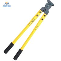 Wholesale LK Cutting Capacity mm2 Max cutting Hand Cable Cutter not for cutting steel or steel wire