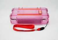 Wholesale AURA AI High Quality Hard Plastic Shockproof Waterproof Equipment Case