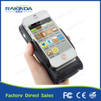 barcode scanner smartphone - Android Bluetooth HF RFID Reader D D Barcode Scanner Clip For Smartphone and Tablet