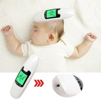 baby room temp - Gentle Temp Test Infrared Contactless baby Thermometer Forehead Room Digital Backlit Color Backlight scanner DT