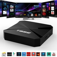 android tv series - T95E Android Smart TV Box Rockchip RK3229 Quad Core Kodi Boxes GB GB Support K HD HDMI Wifi K Streaming Boxes T95 Series