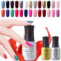 best nail varnishes - NO Best Selling HNM ml UV Gel Nail Polish Color Nail Gel Polish Vernis Semi Permanent Nail Primer Gel Varnishes Gelpolish
